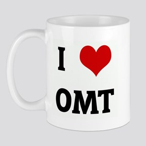 I Love OMT Mug