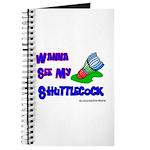 Wanna See my ShuttleCock Badm Journal