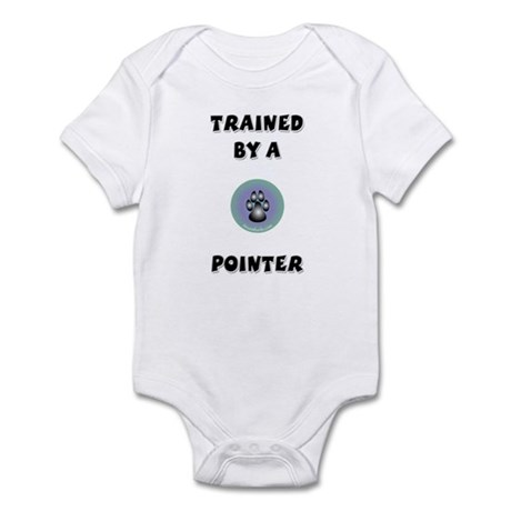 Trained by a Pointer Infant Creeper