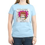 Loves Me Women's Pink T-Shirt