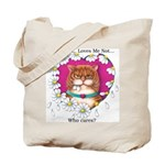 Loves Me Tote Bag