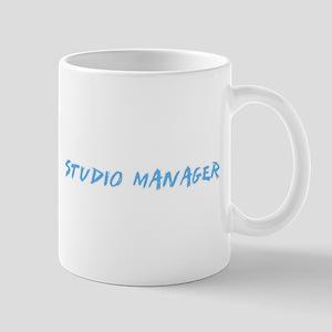 Studio Manager Profession Design Mugs