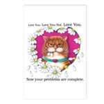 Roosevelt Love Postcards (Package of 8)