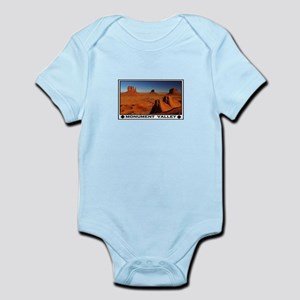 MONUMENT VALLEY Body Suit