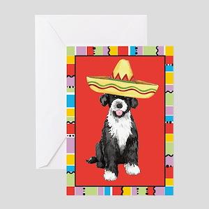 Fiesta PWD Greeting Card