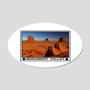 MONUMENT VALLEY Wall Decal