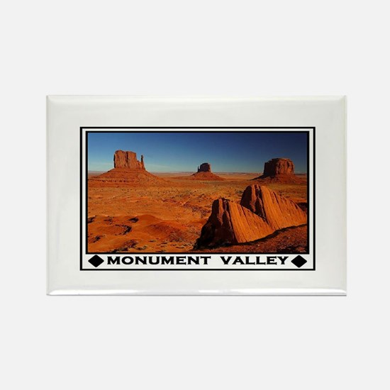MONUMENT VALLEY Magnets