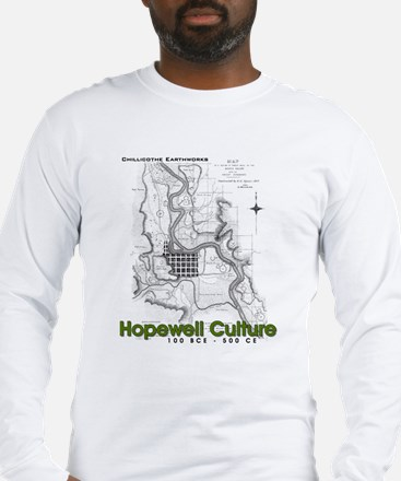 Chillicothe Earthworks Long Sleeve T-Shirt