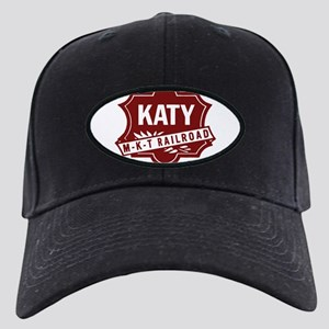 MKT Railroad Black Cap with Patch