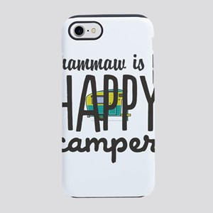 Personalize : Happy Camper iPhone 8/7 Tough Case