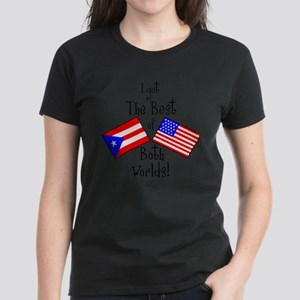 """Puerto Rican American"" T-Shirt"