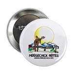 "Moosechick Notes 2.25"" Button (10 pack)"