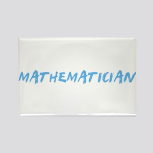 Mathematician Profession Design Magnets