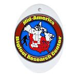 big-logo Oval Ornament