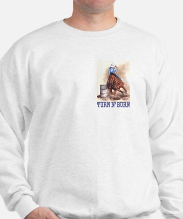 TURN N' BURN Sweatshirt