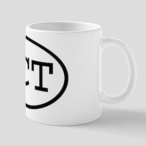 PCT Oval Mug