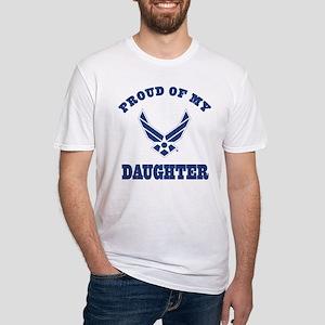 Air Force Daughter Proud Parent T-Shirt