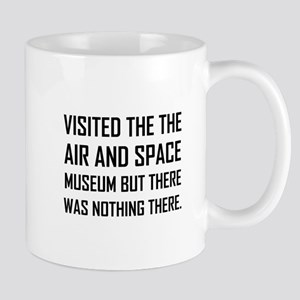 Air Space Museum Joke Mugs
