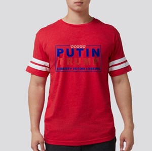 Putin-Trump Liberty Is for Losers T-Shirt