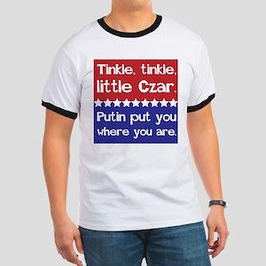 Tinkle Tinkle, Little Czar T-Shirt