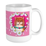 Loves Me Large Mug