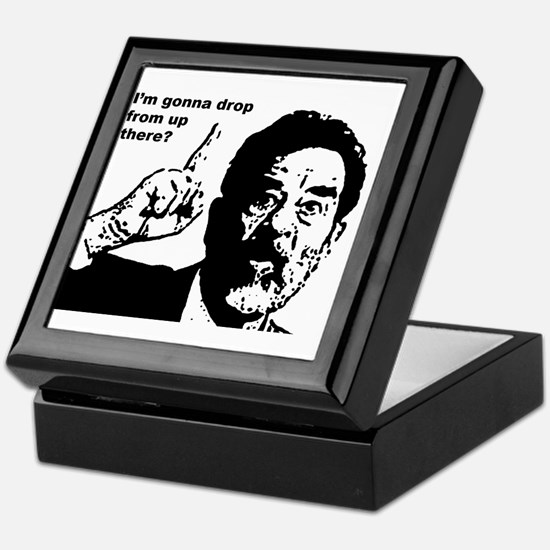 Cute Saddam Keepsake Box