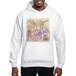 Wild Saguaros Hooded Sweatshirt