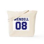 WENDELL 08 Tote Bag