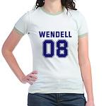 WENDELL 08 Jr. Ringer T-Shirt