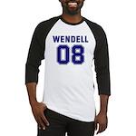 WENDELL 08 Baseball Jersey