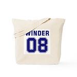 WINDER 08 Tote Bag