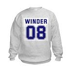 WINDER 08 Kids Sweatshirt