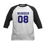 WINDER 08 Kids Baseball Jersey