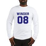 WINDER 08 Long Sleeve T-Shirt