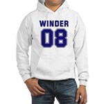 WINDER 08 Hooded Sweatshirt
