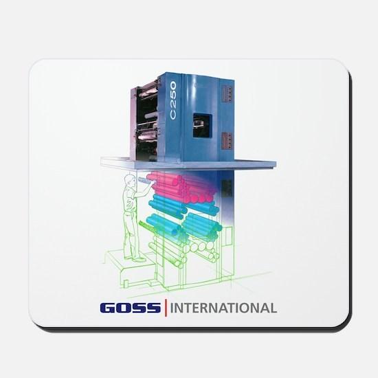Mousepad-GOSS-C250 UNIT