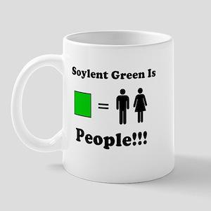 Soylent Green is People!!! Mug