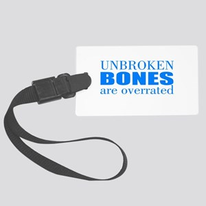Accident Large Luggage Tag