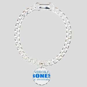 Accident Charm Bracelet, One Charm