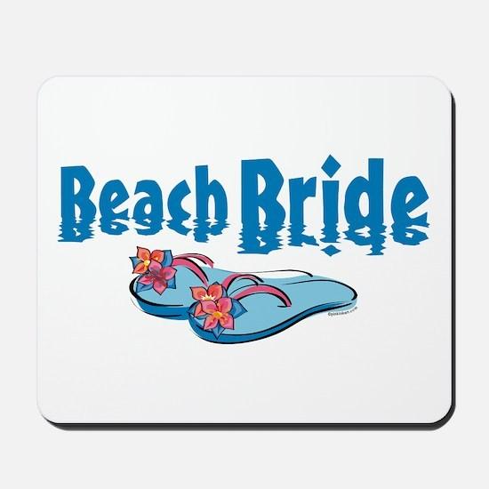 Beach Bride 2 Mousepad