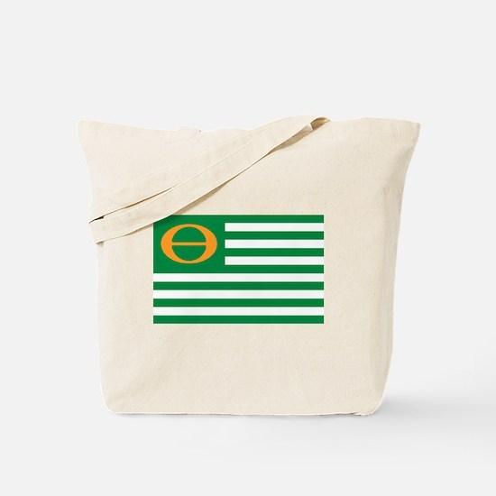 ECO FLAG... Tote Bag