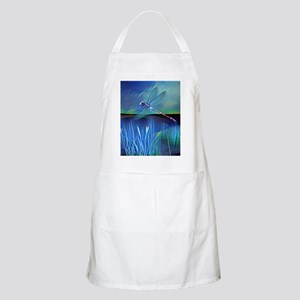 Dragonfly Pond Light Apron