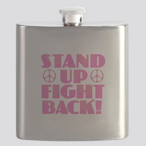 Stand Up Fight Back Flask