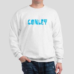 Conley Faded (Blue) Sweatshirt