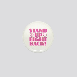 Stand Up Fight Back Mini Button