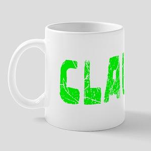 Claudia Faded (Green) Mug