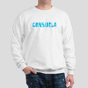 Consuela Faded (Blue) Sweatshirt