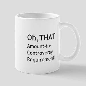 Controversy Mug