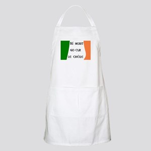 There is no strength without unity BBQ Apron