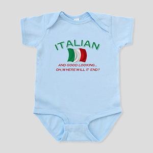 Gd Lkg Italian 2 Infant Bodysuit